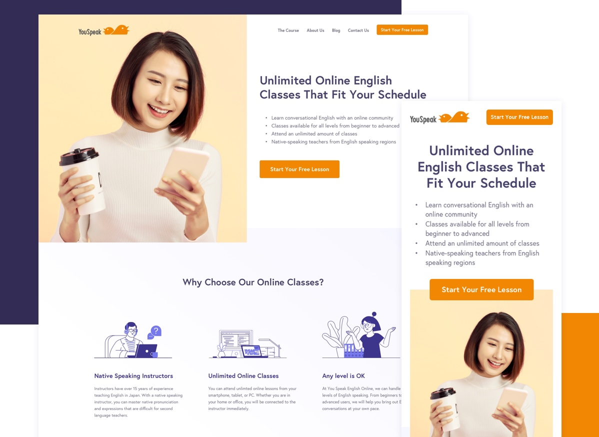 YouSpeak English Online